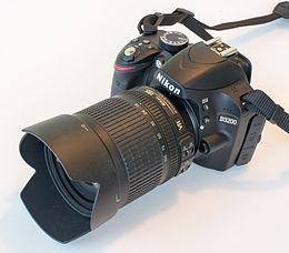 appareil photo comparatif