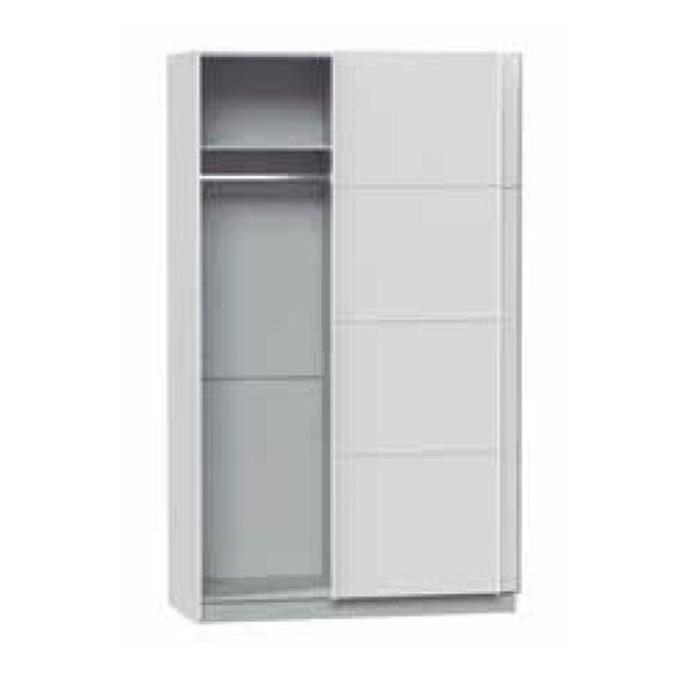 armoire avec porte coulissante