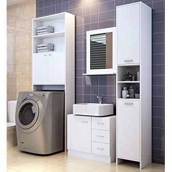 armoire pour salle de bain