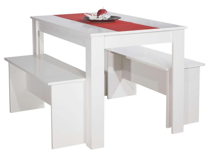 banc de table