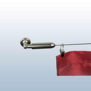 cable acier pour rideau lourd