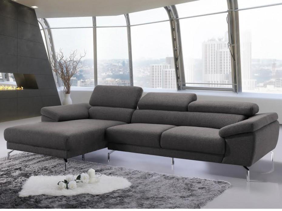 canapé d angle tissu