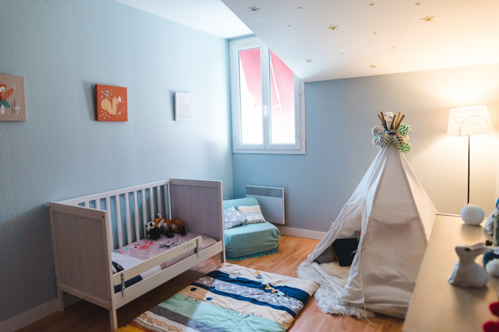 chambre fille 2 ans