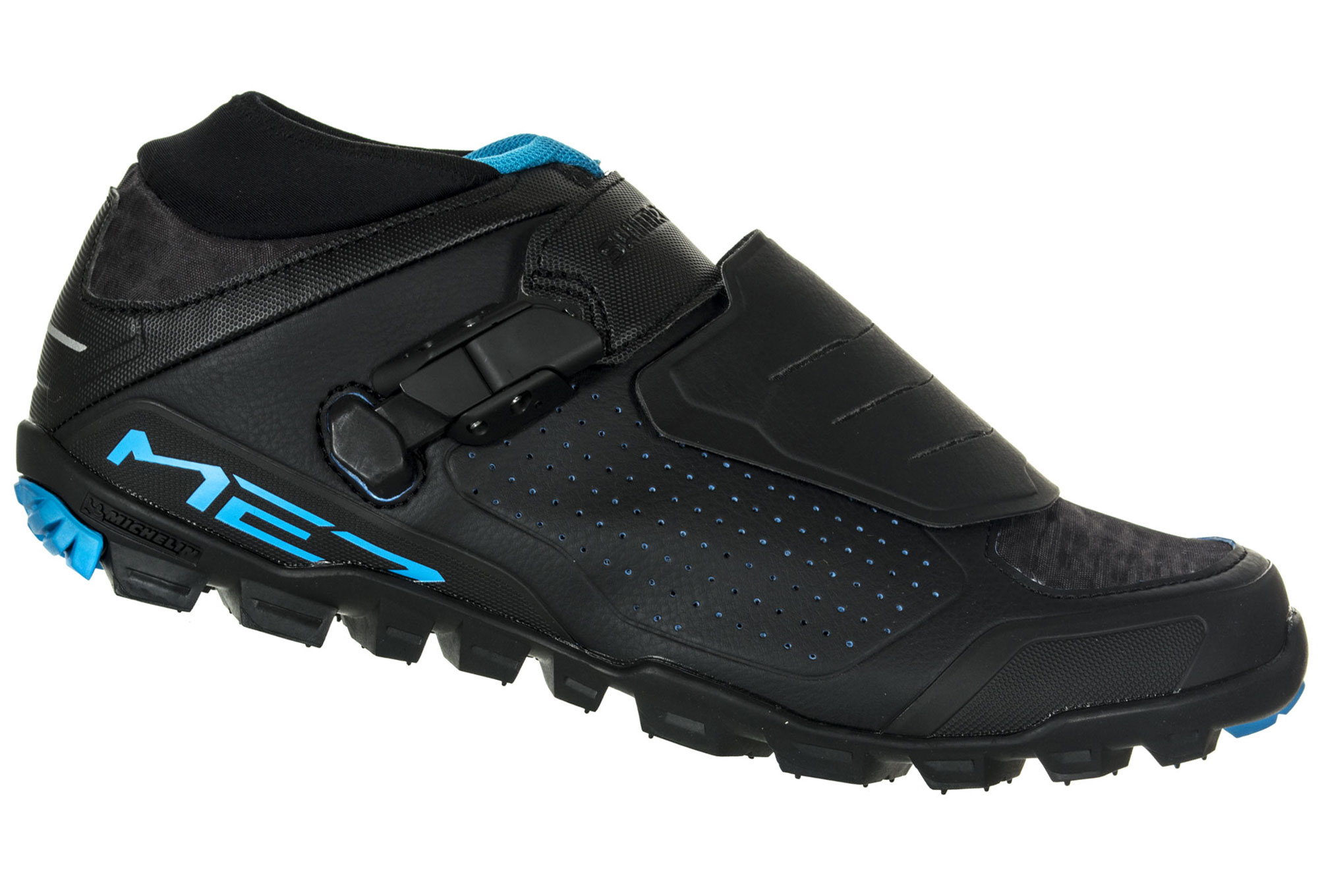 chaussure automatique vtt