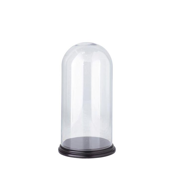 cloche en verre hauteur 40 cm