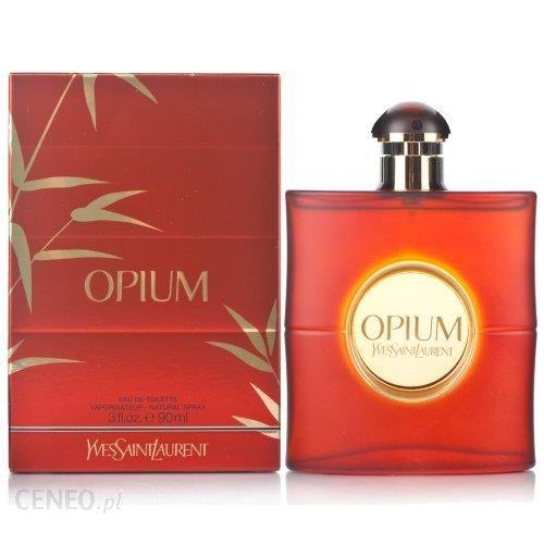 eau de toilette opium femme