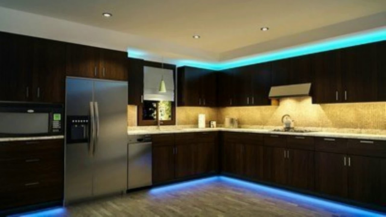 eclairage cuisine led