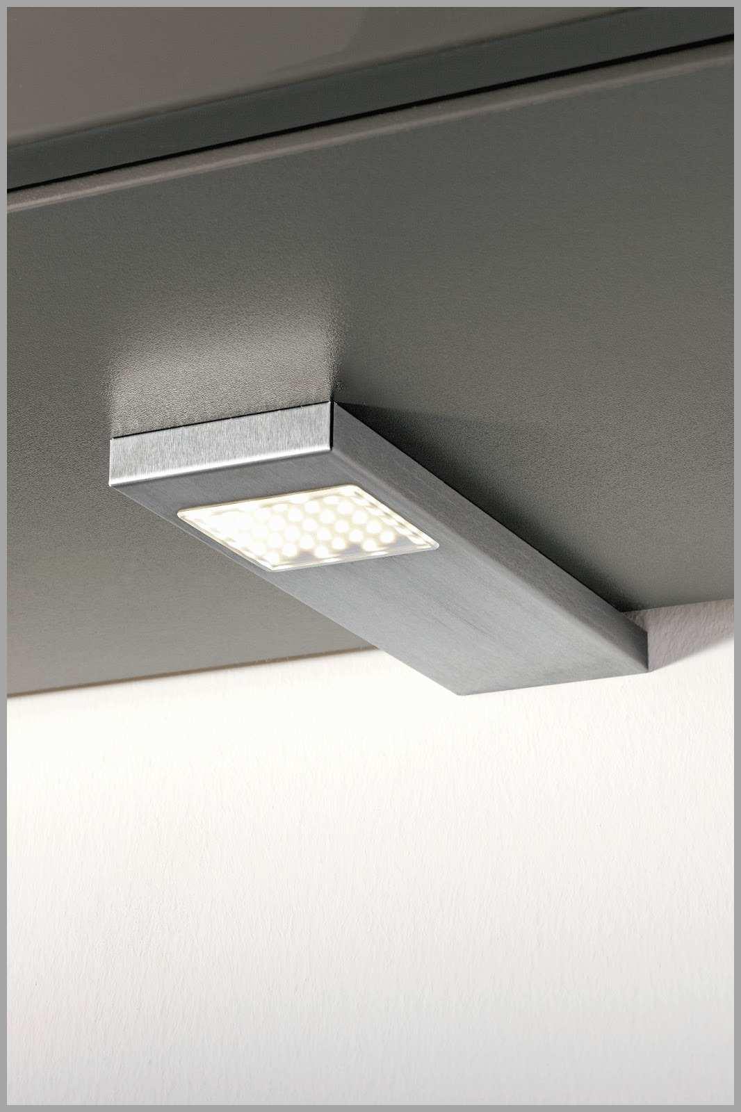 eclairage sous meuble