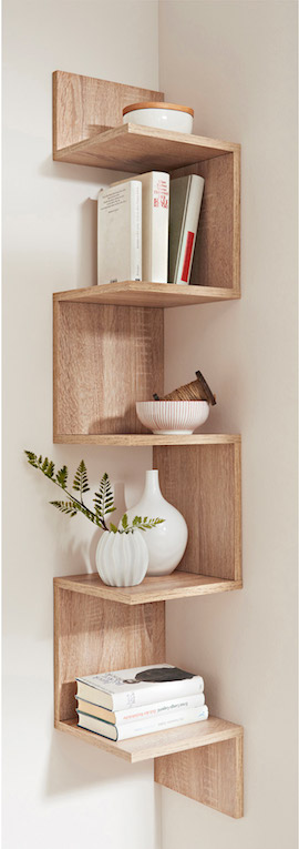 etagere coin
