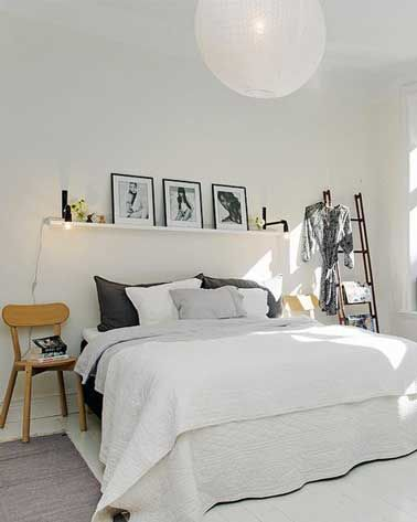etagere tete de lit