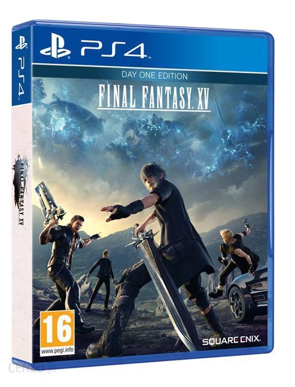final fantasy ps4