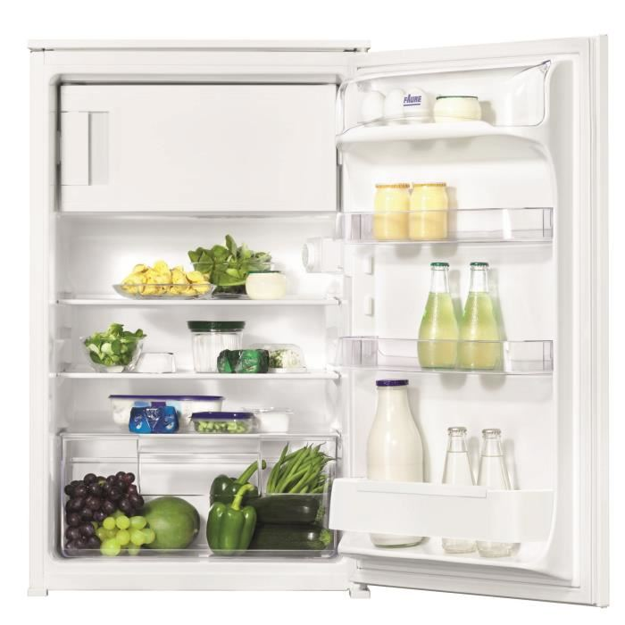 frigo bas encastrable