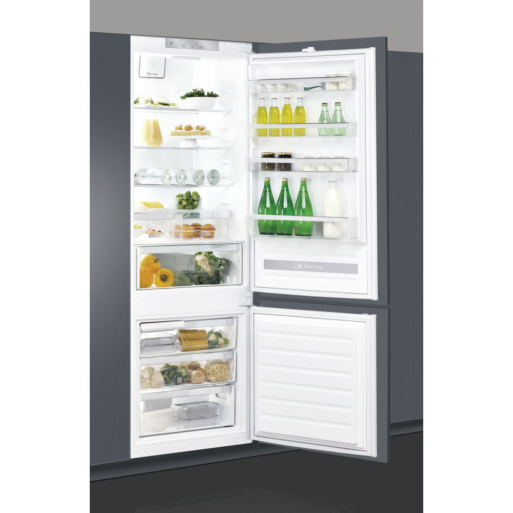 frigo encastrable whirlpool