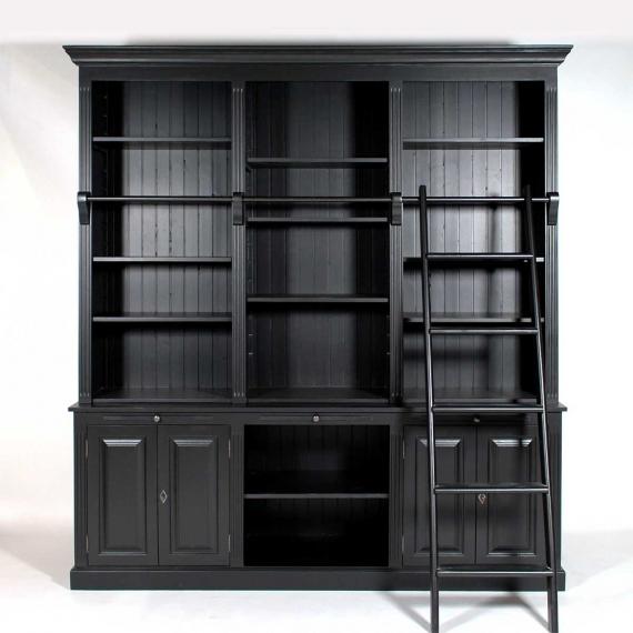 grande bibliothèque meuble