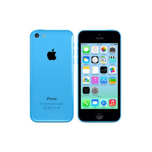 iphone 5c bleu