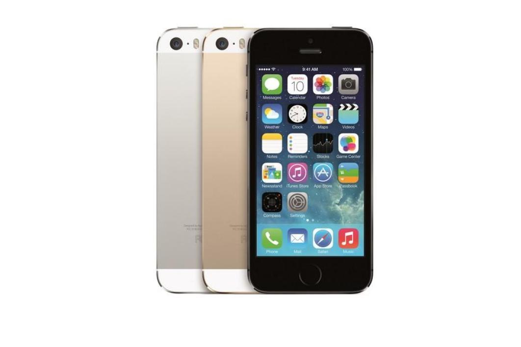 iphone 5s fiche technique