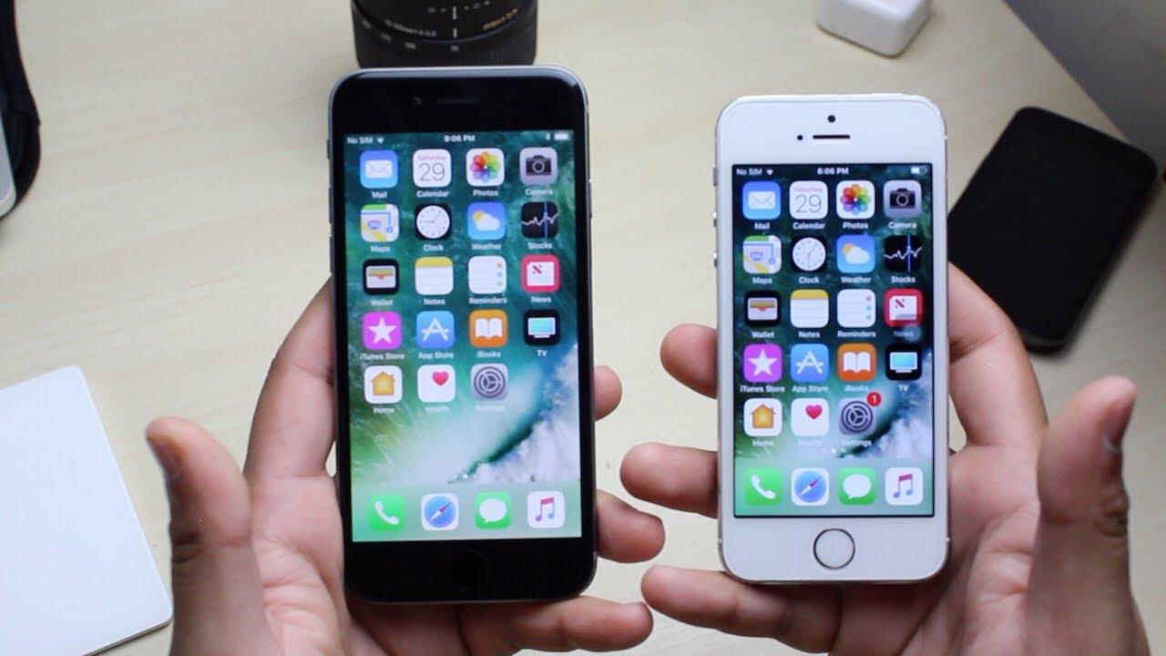 iphone 6 ios 11
