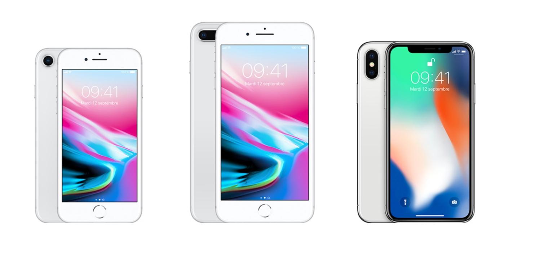 iphone 8 et x