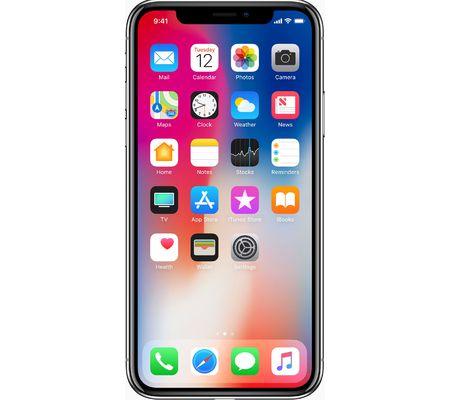 iphone x les numériques