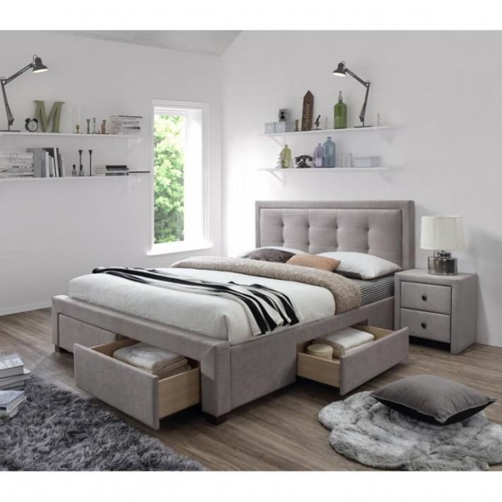 lit avec tiroir 160x200
