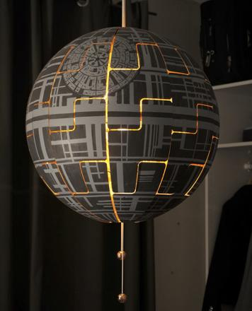 lustre star wars