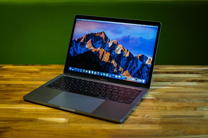 macbook pro 13 2017