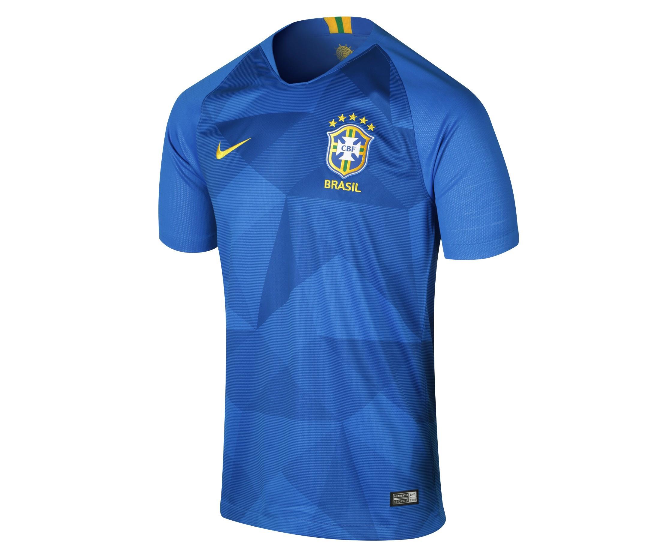 maillot bresil 2018