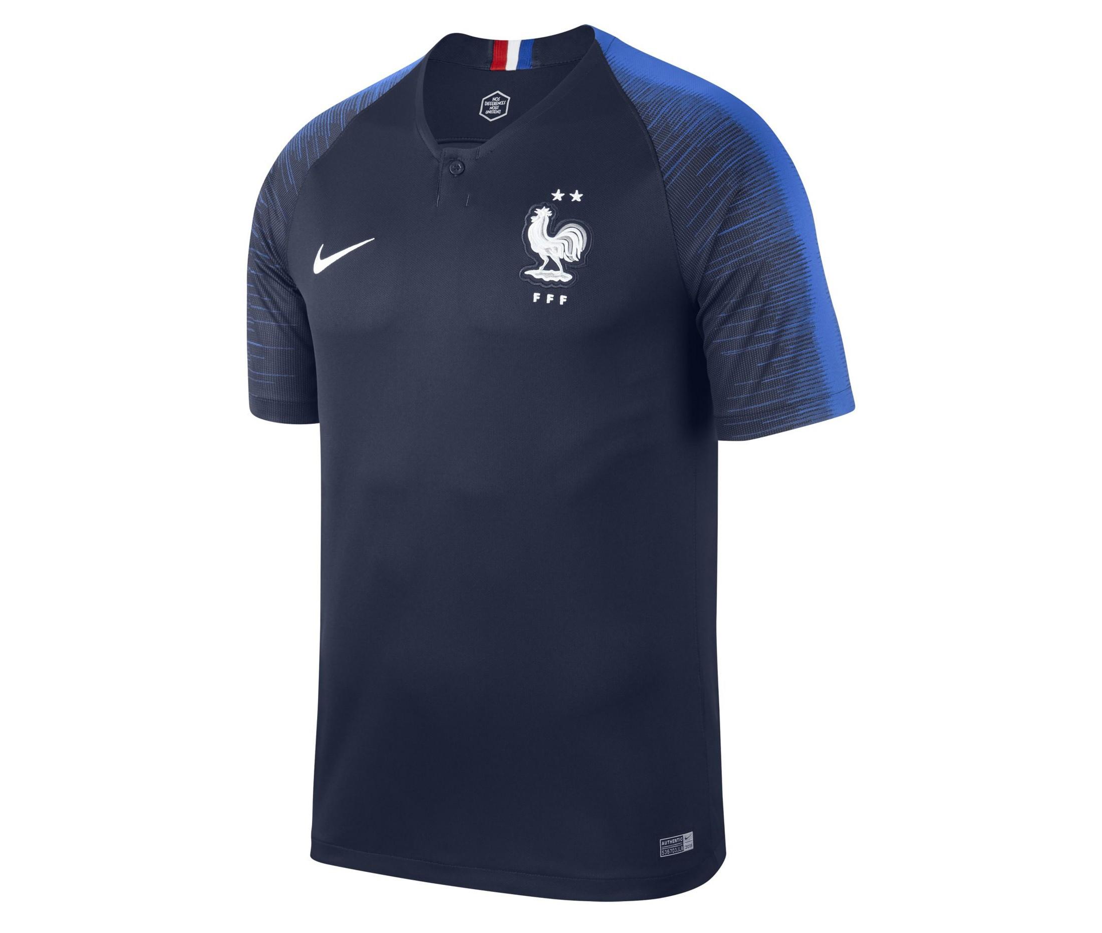 maillot de la france 2018