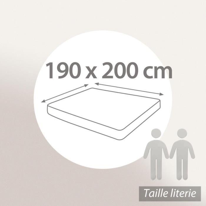 matelas 190x200