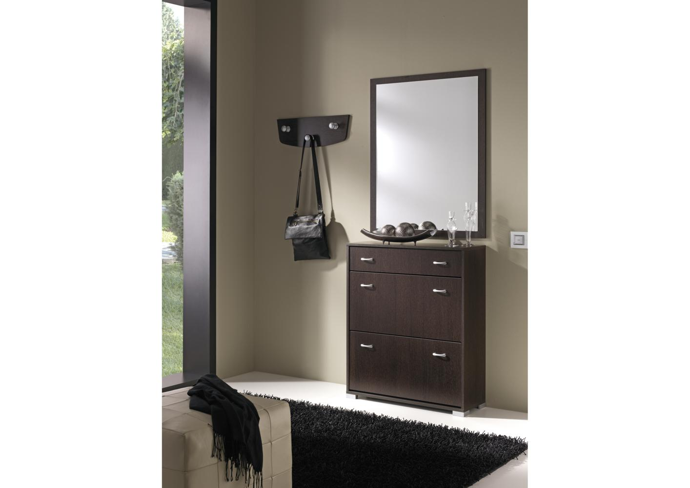 meuble avec miroir