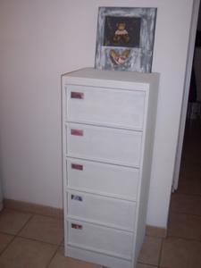 meuble pour ranger les papiers