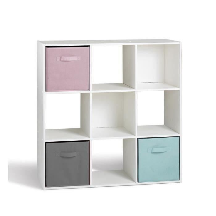 meuble rangement casier