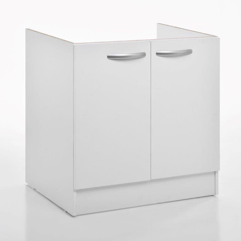 meuble sous evier 80 cm