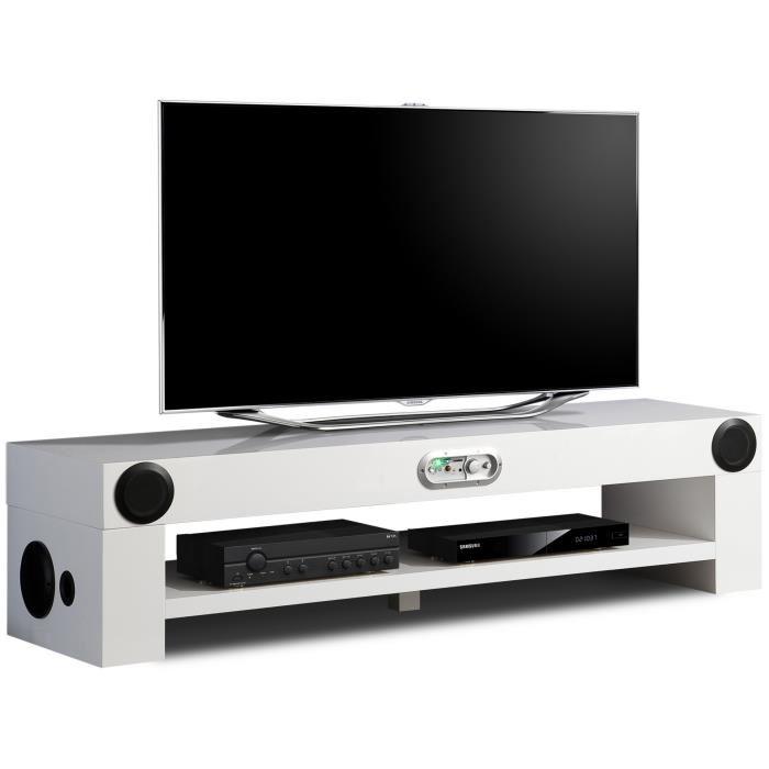 meuble tv hifi intégré