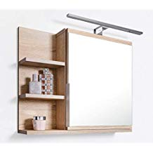 miroir étagère salle de bain
