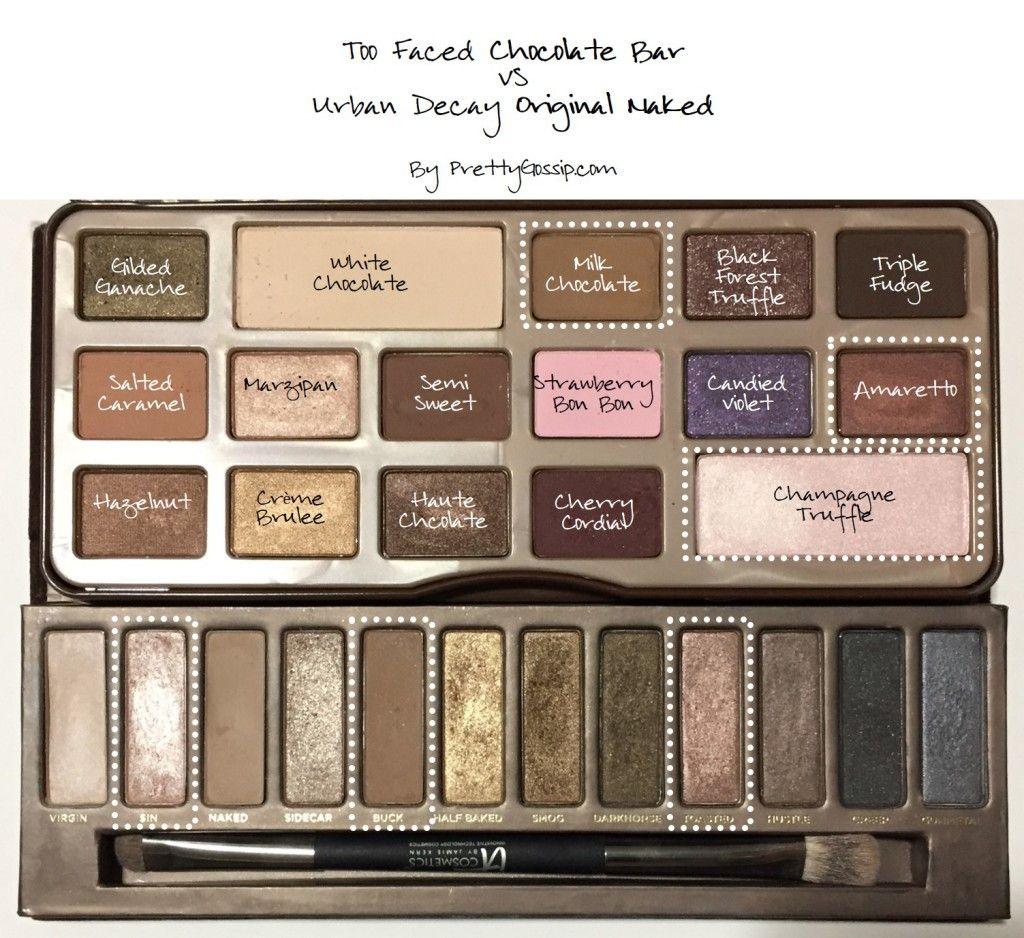 naked chocolate bar