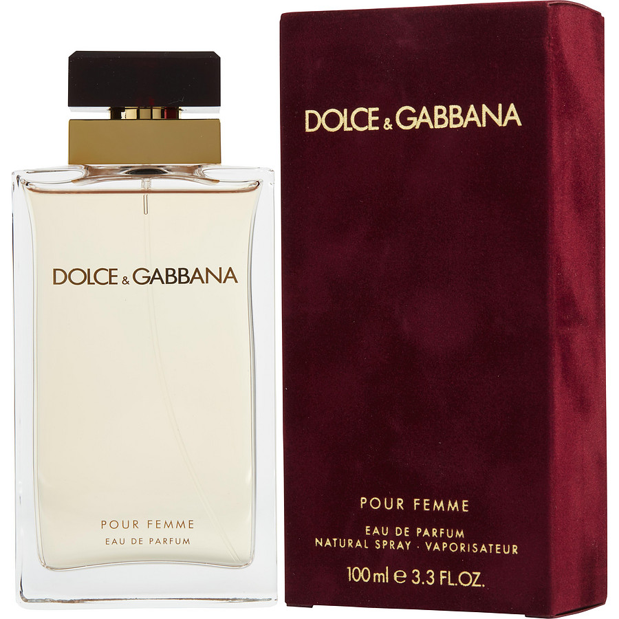parfum dolce gabbana pour femme
