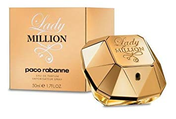parfum lady million 50 ml