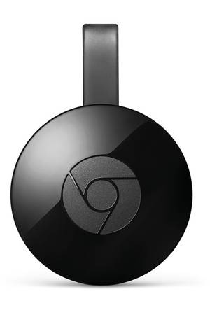 passerelle multimédia google chromecast