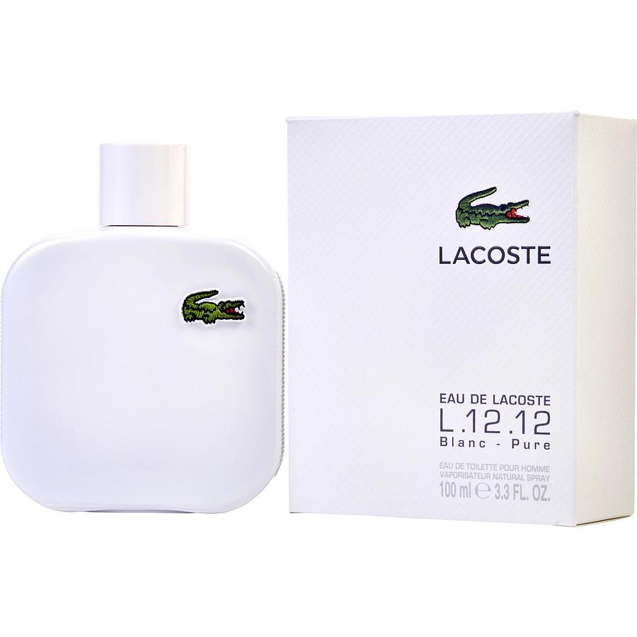 perfume lacoste blanc