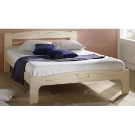 pied de lit haut