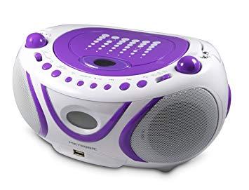 poste cd radio