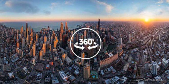 realite virtuelle 360