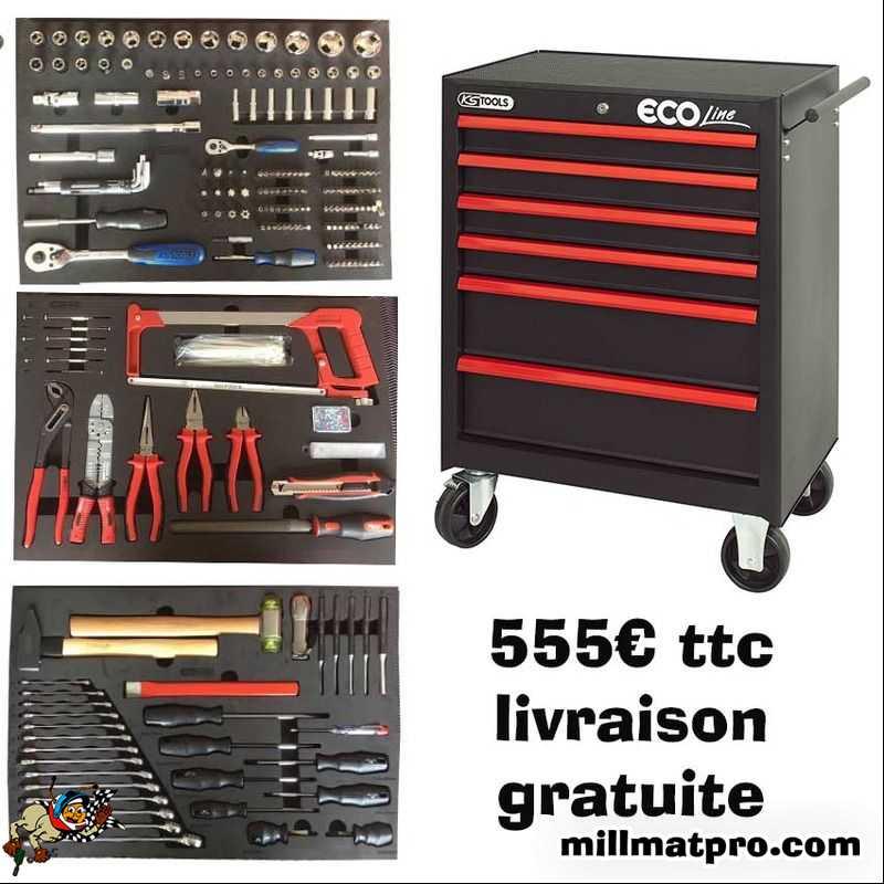 servante ks tools