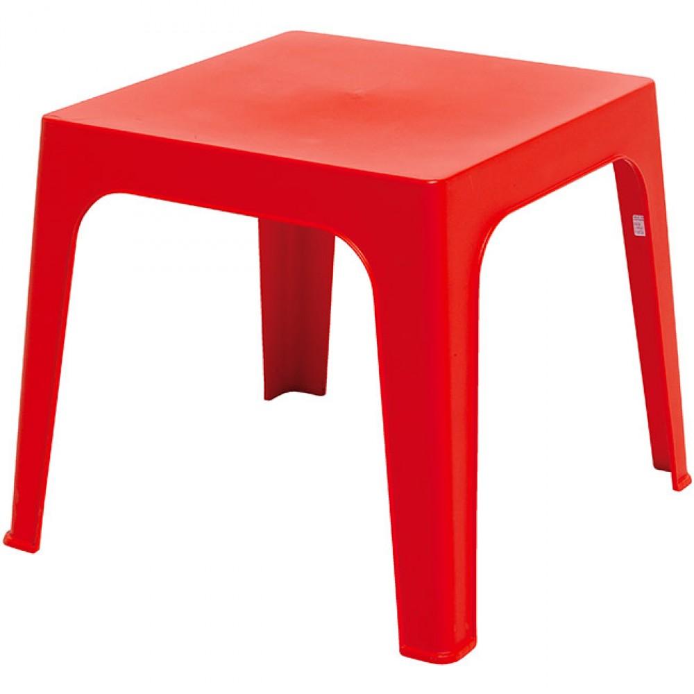 table plastique enfant