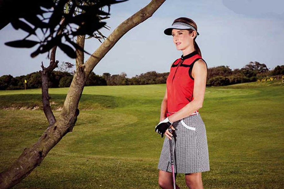 tenue golf