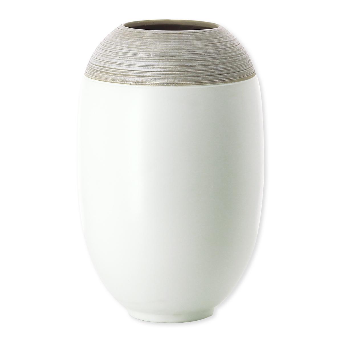 vase blanc