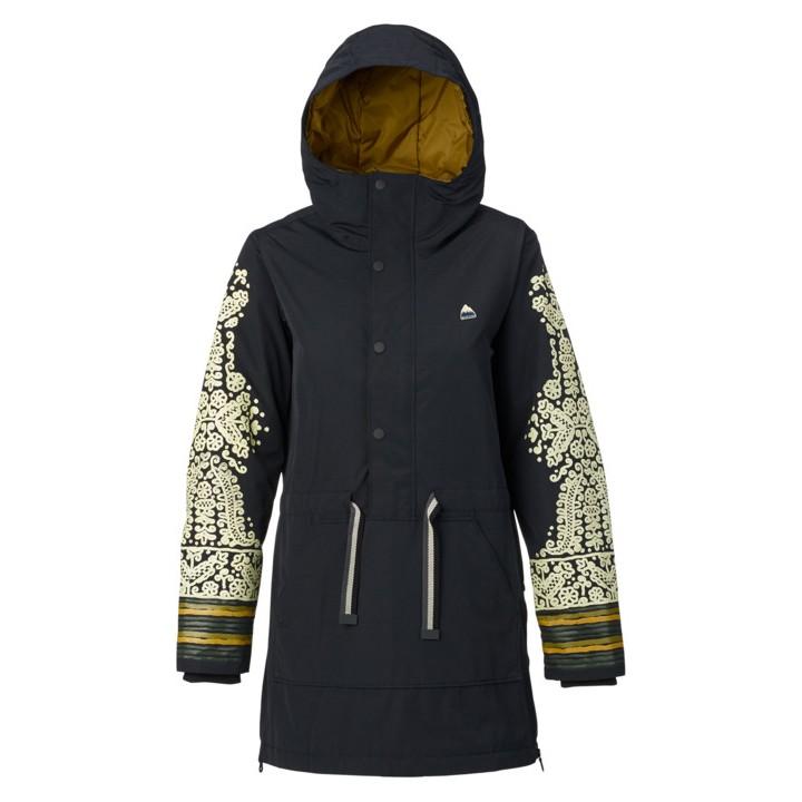 veste snowboard femme