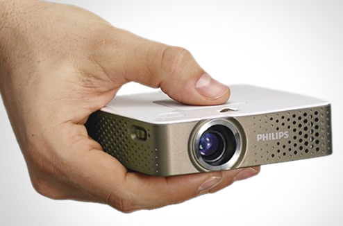 vidéoprojecteur compact