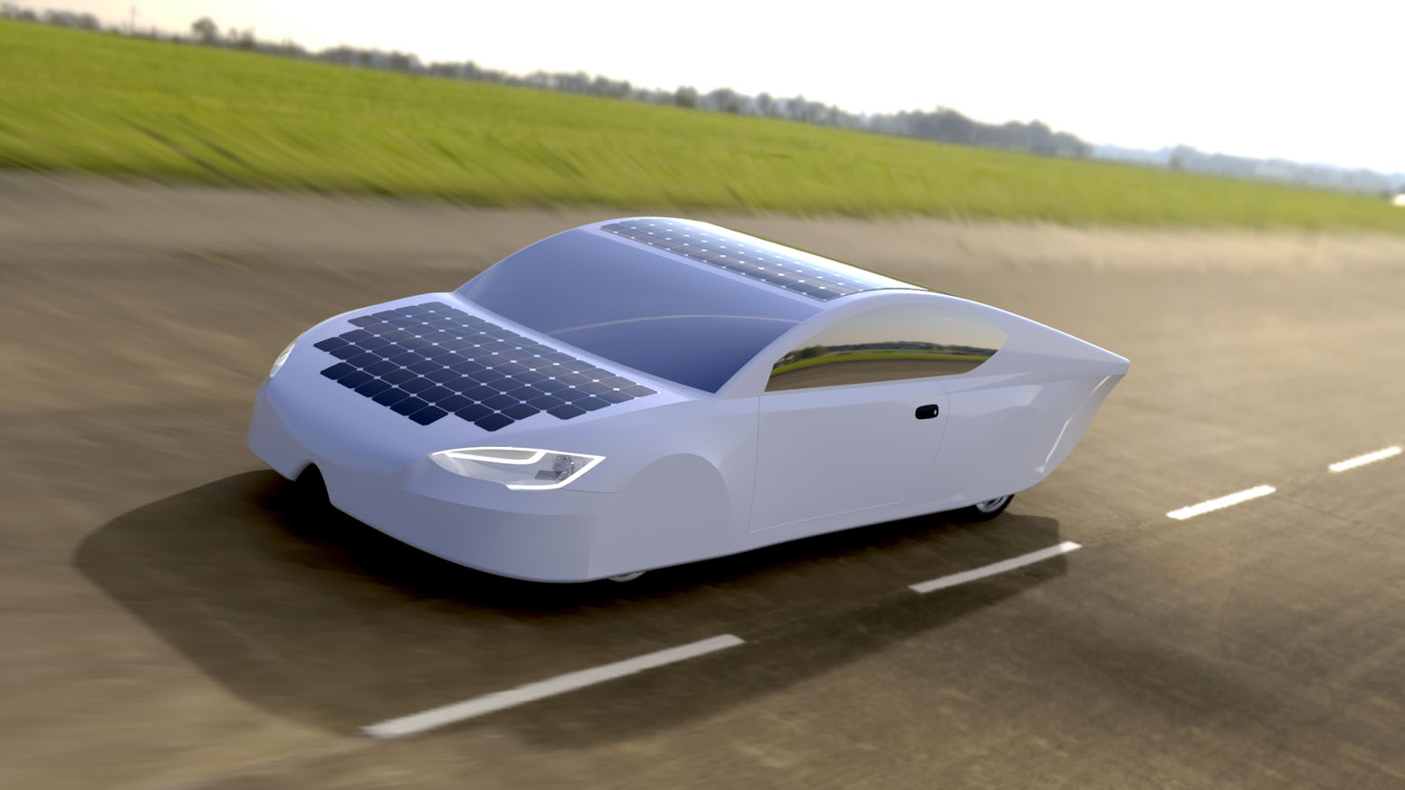 voiture solaire